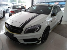 2016 MERCEDES-BENZ A45 4MATIC