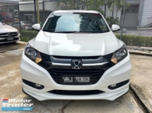 2017 HONDA HR-V AT 1.8 E SPEC (FULL SERVICE RECOND UNDER WARRANTY)(LOW MILEAGE)(ONE OWNER)(TRUE YEAR MAKE)