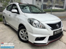 2014 NISSAN ALMERA NISMO KIT FACELITE 2 YEAR WARRANTY