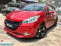 2015 PEUGEOT 208 VTi ALLURE (A)(2 YEAR WARRANTY)(ONE OWNER)(TRUE YEAR MAKE)(LOW MILEAGE)