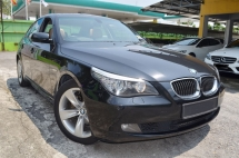 2008 BMW 5 SERIES 530i 3.0 LCI (A) NEW FACELIFT LOCAL SPEC