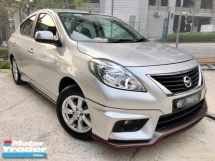 2014 NISSAN ALMERA  1.5 V NISMO KIT FACELIFT(A)2 YEAR WARRANTY(TRUE YEAR MAKE)(LOW MILEAGE)(ONE OWNER)