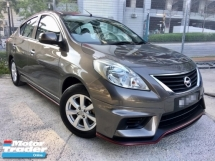 2014 NISSAN ALMERA V AT IMPUL BODYKIT (TRUEYEAR MAKE)(ONE OWNER)(LOW MILEAGE)(2 YEAR WARRANTY)