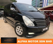 2009 HYUNDAI GRAND STAREX 2.5 (A) ROYALE SOUND SYSTEM
