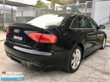 2009 AUDI A4 TFSI 1.8 (A) FULL CARACTERE BODYKIT(TRUE YEAR MAKE)(LOW MILEAGE)(ONE OWNER)(2 YEAR WARRANTY)2009-2012