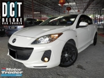 2014 MAZDA 3 SPORT 1.6 SDN GLS HIGH SPEC NAVI DVD PLAYER ONE MALAY OWNER ORIGINAL CONDITION