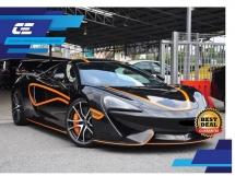 2016 MCLAREN 570 3.8 V6 Novitec Performance Package