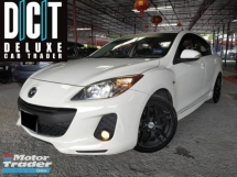 2014 MAZDA 3 SPORT 1.6 SDN CKD HIGH SPEC ONE LADY TEACHER OWNER 99%LIKE NEW CAR