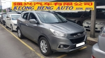 2013 HYUNDAI TUCSON 2.0 2WD GLS (A) REG JUNE 2013, ONE CAREFUL OWNER, PANAROMIC ROOF, REVERSE CAMERA, GPS SYSTEM, KEY LESS, PUSH START, 17
