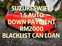 2005 SUZUKI SWIFT 1.5 AUTO SPORT BODYKIT / 15