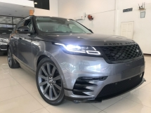 2018 LAND ROVER RANGE ROVER VELAR 3.0 R DYNAMIC HSE P380 SPECIAL PROMOTION BAGI JADI JAA