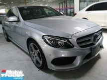 2014 MERCEDES-BENZ C-CLASS C200 2.0 AMG/FREE 5 YEARS WARRANTY/SHOWROOM CONDITION/OFFER