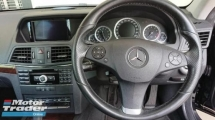 2010 MERCEDES-BENZ E-CLASS E250 CGI BLUE EFFICIENCY COUPE