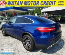 2017 MERCEDES-BENZ GLC 250 D COUPE 4MATIC AMG LINE UNREGISTER 1 YEAR WARRANTY