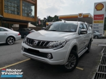 2017 MITSUBISHI TRITON 2.4 VGT MIVEC Diesel Turbo Auto TRUE YEAR MADE 2017 Mil done 33000 km only Genuine Mileage Reg 2018