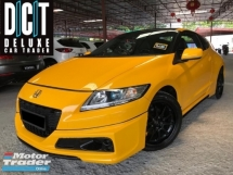 2014 HONDA CR-Z FACELIFT S+ S PLUS LOW MILEAGE SPECIAL EDITION LED DAYLIGHT