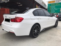2015 BMW 3 SERIES 320I SPECIAL EDITION RED INTERIOR M-PERFORMANCE EDITION LIMITED MODEL