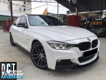 2015 BMW 3 SERIES 320I M-PERFORMANCE SPORT NEW FACELIFT PREMIUM HIGH SPEC LOW MILEAGE ONE OWNER TIPTOP SHOWROOM CONDITION