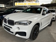 2015 BMW X6 3.0 40D M sport sunroof 4 camera head up display Harman Larson power boot unregistered