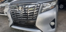 2015 TOYOTA ALPHARD 2.5X ACTUAL YEAR MAKE NO HIDDEN CHARGES