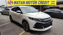 2016 TOYOTA HARRIER 2.0 GS SPORT EDITION ACTUAL YEAR MAKE 2016 REGISTER 2018