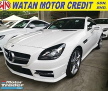 2015 MERCEDES-BENZ SLK 200 AMG 2.0 Turbo UNREGISTER 1 YEAR WARRANTY