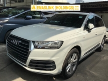 2015 AUDI Q7 3.0 TDI S line Quattro power boot electric seat Audi drive select unregistered
