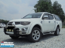 2010 MITSUBISHI TRITON 3.2 Facelift PickUp 4x4 TipTOP Condition