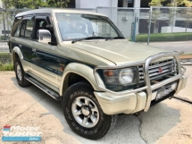 1994 MITSUBISHI PAJERO 3.5 V6 PAJERO (A)4X4 PICK UP TIP TOP