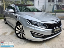 2012 KIA OPTIMA K5 AT TIP TOP CONDITION (TRUE TEAR MAKE)(2 YEAR WARRANTY)(LOW MILEAGE)(ONE OWNER)