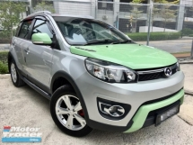 2016 GREAT WALL M4  1.5 PREMIUM (A)UNDER WARRANTY (TRUE YEAR MAKE)(ONE OWNER)(LOW MILEAGE)