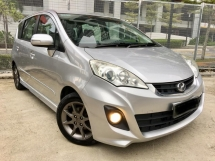 2014 PERODUA ALZA 1.5 SE AT MPV (TRUE YEAR MAKE)(LOW MILEAGE)(FREE WARRANTY)(ONE OWNER)