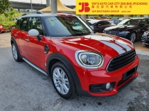 2017 MINI Cooper Countryman 1.5 (A) Under Warranty Until 2021 , CBU