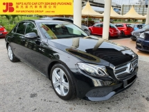 2017 MERCEDES-BENZ E-CLASS E200 Avantgarde 2.0 (A) UNDER WARRANTY UNTIL 2022 , LOCAL
