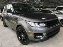2015 LAND ROVER RANGE ROVER SPORT 3.0 DYNAMIC HSE DYNAMIC SDV6  (REAR TV) SPECIAL PROMOTION BAGI JADI JAA