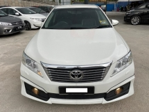 2012 TOYOTA CAMRY 2.0G (A) FULL SPEC