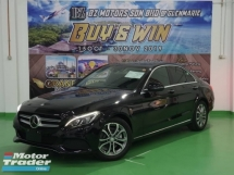 2016 MERCEDES-BENZ C-CLASS BUY&WIN C200 AVANTGARDE FREE 5 YEARS WARRANTY JAPAN UNREG
