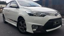 2014 TOYOTA VIOS 2014 Toyota Vios 1.5 TRD SPORTIVO New face
