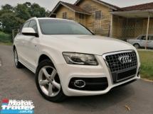 2010 AUDI Q5 2010 Audi Q5 2.0 S-LINE (A) TFSI QUATTRO