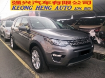 2015 LAND ROVER DISCOVERY 2.0 SPORT Si4 UW21 2015/16