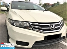 2014 HONDA CITY 1.5  Facelift PearlWhite Condition Tiptop 1JAM Lulus Promotion Bank