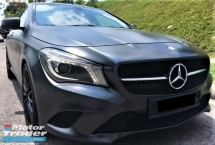 2015 MERCEDES-BENZ CLA 200  (CBU) Full Service C&C Local Import New