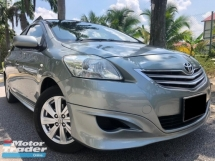 2013 TOYOTA VIOS 1.5 Auto TRD BodyKit LoanSenangOk