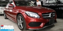 2014 MERCEDES-BENZ C-CLASS C180 1.6 AMG SPORT / ORI MILEAGE NO TAPPED / PWR BOOT / HEAD UP DISPLAY / TIPTOP CONDITION FROM JPN