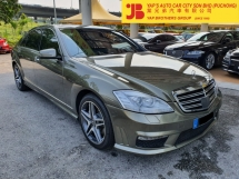 2006 MERCEDES-BENZ S-CLASS S350 L HIGH SPEC (A) CONVERTED FACELIFT & AMG BODYKIT LOCAL