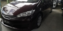 2014 TOYOTA WISH 1.8 X / PUSH START / ORIGINAL MILEAGE NO TAPPED / IF YOU NO BUY IS YOUR LOSS