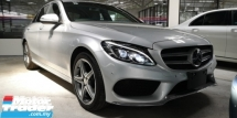 2014 MERCEDES-BENZ C-CLASS C200 2.0 AMG SPORT / READY STOCK NO NEED WAIT / 4 YEARS WARRANTY UNLIMITED KM