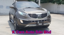 2012 KIA SPORTAGE 2.0 DOHC AWD Car Keep In Excellent Condition 4 Camera System Accident Free No Repair Need Worth Buy