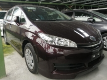 2014 TOYOTA WISH 1.8X/PUSH START/WARANTY/LIMITED
