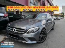 2019 MERCEDES-BENZ C-CLASS C200 1.5 CKD Avantgarde Bi Turbo TRUE YEAR MADE 2019 Pre Reg Car Low Mil Under MBM Warranty May 2023